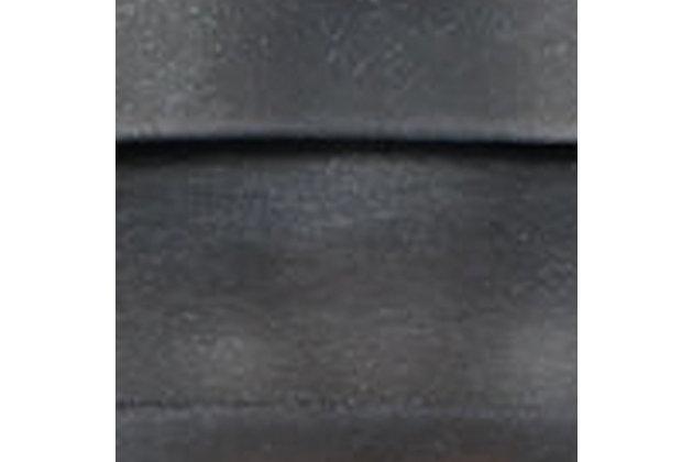 Mini English Pub Pendant, Brass Finish/Graphite, large