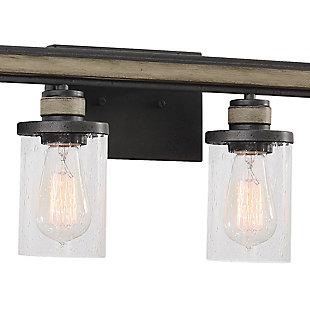 Steel Beaufort 4-Light Vanity Light, , rollover