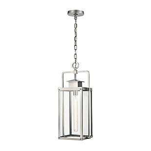 Aluminum Crested Butte 1-Light Outdoor Pendant, , rollover