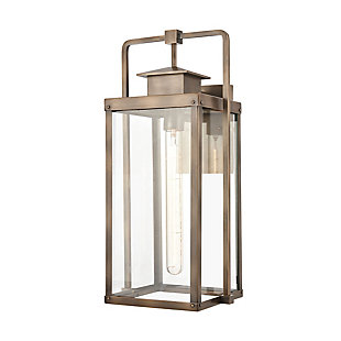 Aluminum Crested Butte Outdoor Sconce, , large