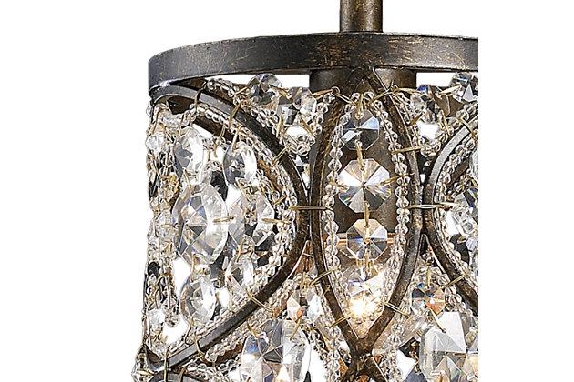 ELK Amherst One Light Pendant, , large