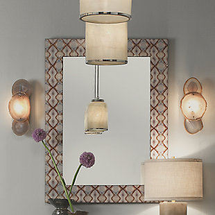 Agate Trinity Wall Sconce, , rollover