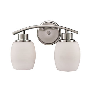 Elk Casual Mission 2 Light bath Vanity Fixture, , large