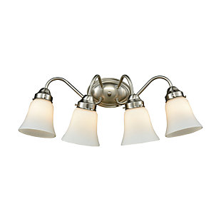 Elk Califon 4 Light Bath Vanity Fixture, , large