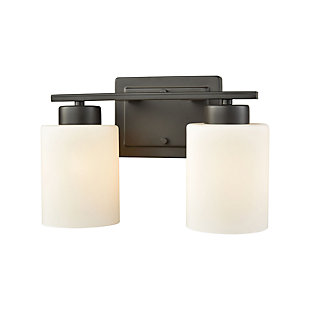 Two Light Summit Place 2 Light Bath Vanity Fixture, , rollover