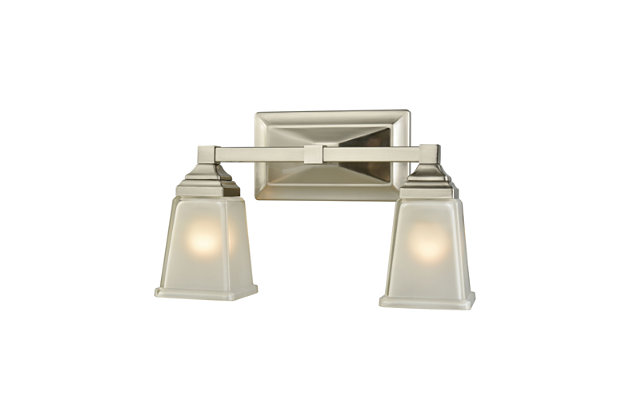 Elk Sinclair 2 Light Bath Vanity Fixture, , large