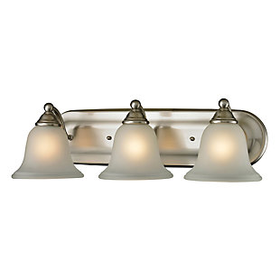 Three Light Shelburne Bath Vanity Fixture, , large