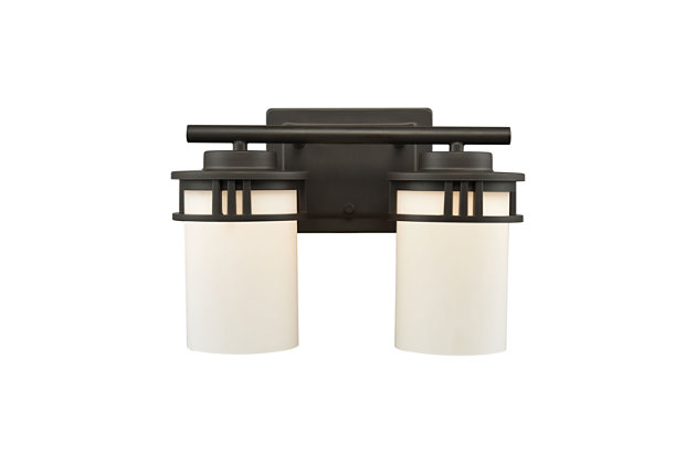 Elk Ravendale 2 Light Bath Vanity Fixture, , large