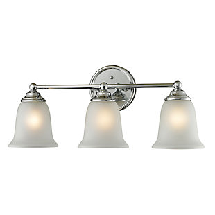 Elk Sudbury 3 Light Bath Vanity Fixture, , large