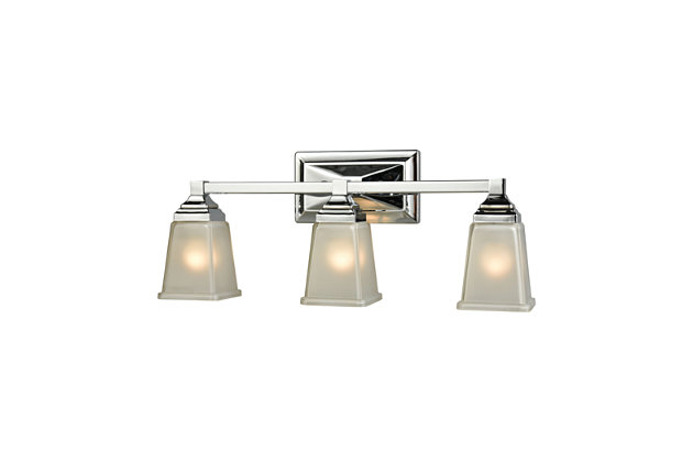 Elk Sinclair 3 Light Bath Vanity Fixture, , large