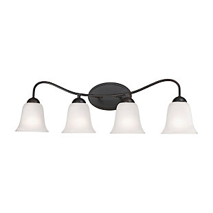 Four Light Bath Vanity Fixture, , large