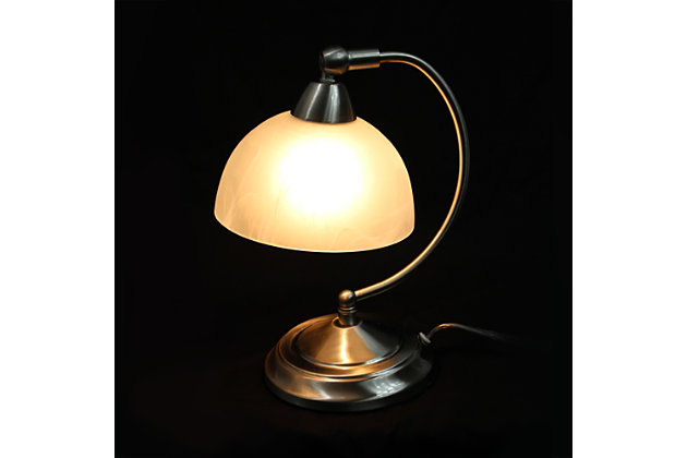 Home Accents Mini Bankers Desk Lamp With Touch Dimmer Base Ashley Furniture Homestore