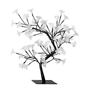 Home Accents Simple Designs LED Cherry Blossom Decorative Lighted Tree, , large
