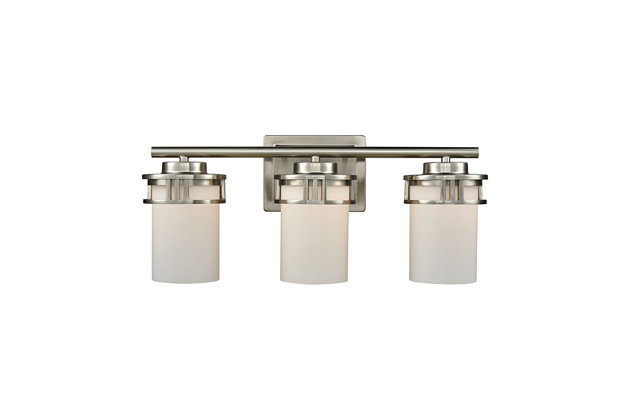Elk Ravendale 3 Light Bath Vanity Fixture, , large