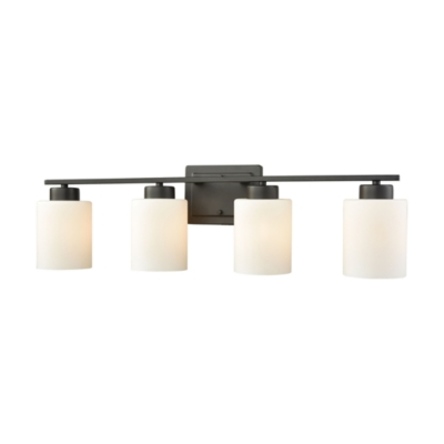 Place Light Bath Vanity Fixture Oil Rubbed Bronze Summit Product Photo