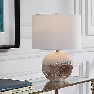 Uttermost Durango Terracotta Accent Lamp, , rollover