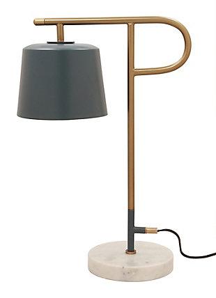 TOV Babel Marble Base Table Lamp, , large