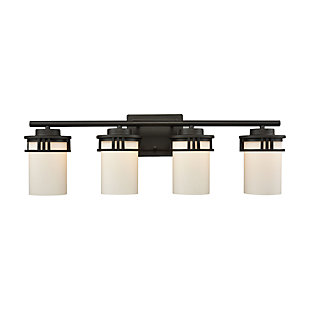 Four Light Bath Vanity Fixture, , rollover