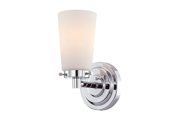 Elk Madison 1 Light Bath Vanity Fixture, , large
