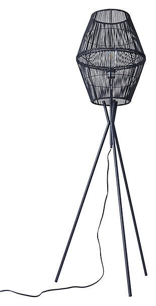 ZUO Billie Floor Lamp Black, , large