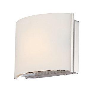 Two Light Bath Vanity Fixture, Chrome, large