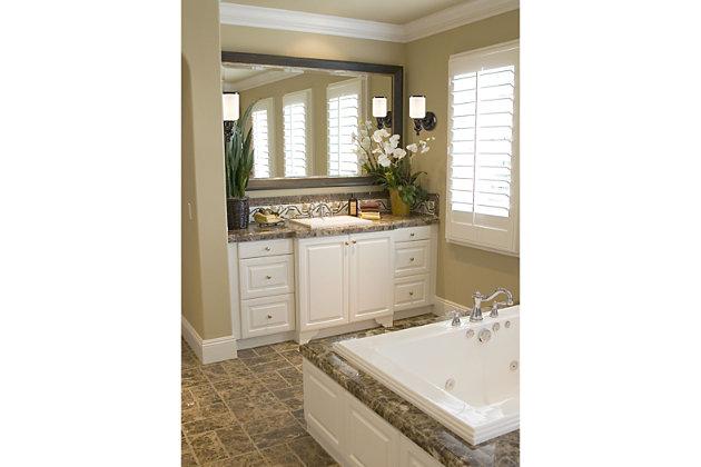 Elk Bristol Way 1 Light Bath Vanity Fixture, , large