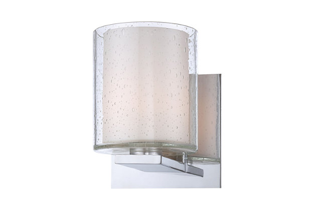 Elk Combo 1 Light Bath Vanity Fixture, , large
