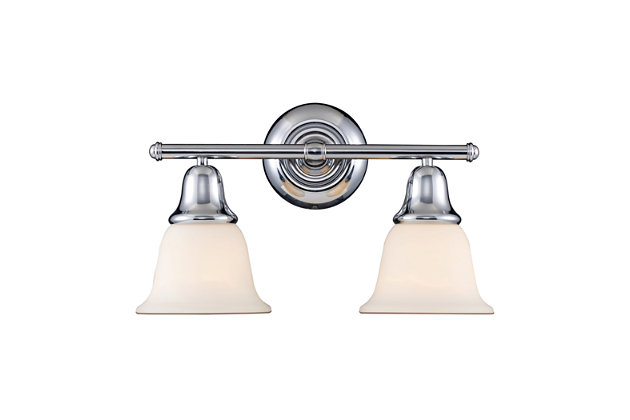 Elk Berwick 2 Light Bath Vanity Fixture, , large