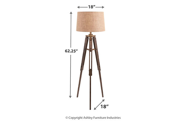 Home Accents Floor Lamp, , large