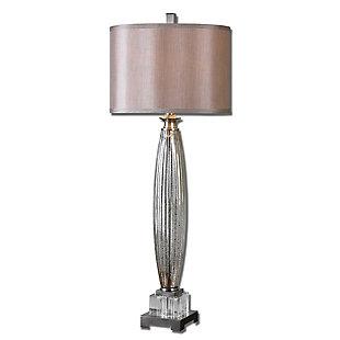 Uttermost Loredo Mercury Glass Table Lamp, , large