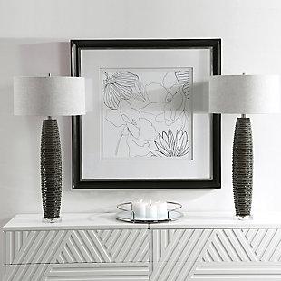 Uttermost Achilleus Modern Table Lamp, , rollover