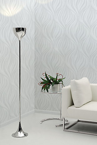 Neutrino Elongated Floor Lamp, , rollover