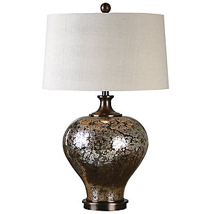 Uttermost Liro Mercury Glass Table Lamp, , large