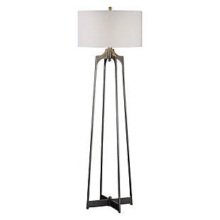 Uttermost Adrian Modern Floor Lamp, , large