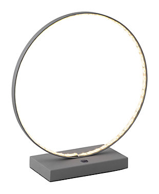 Pong Circular LED Table Lamp, , large