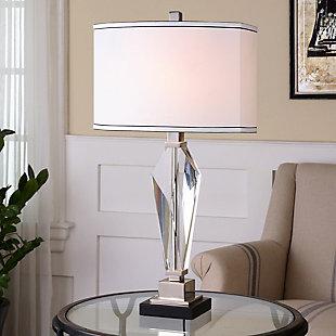 Uttermost Altavilla Crystal Table Lamp, , rollover