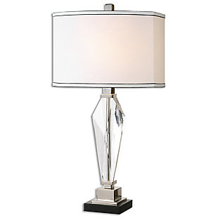 Uttermost Altavilla Crystal Table Lamp, , large