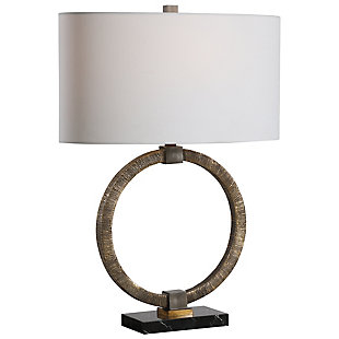 Uttermost Relic Aged Gold Table Lamp, , large