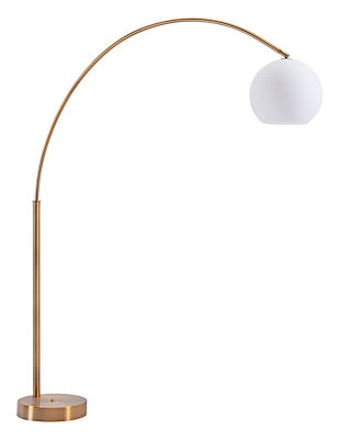 Griffith Arc Floor Lamp, , large