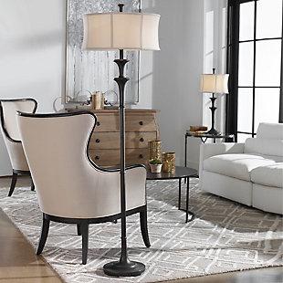 Uttermost Brazoria Floor Lamp, , rollover