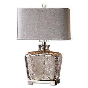 Uttermost Molinara Mercury Glass Table Lamp, , large