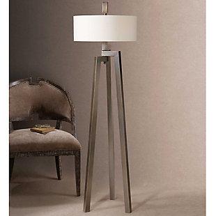 Uttermost Mondovi Modern Floor Lamp, , rollover