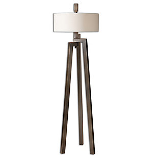 Uttermost Mondovi Modern Floor Lamp, , large