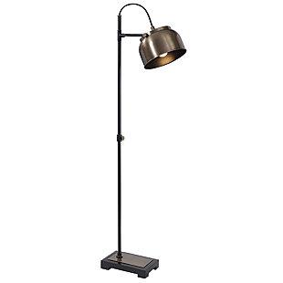 Uttermost Bessemer Industrial Floor Lamp, , large