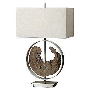 Uttermost Ambler Driftwood Lamp, , large