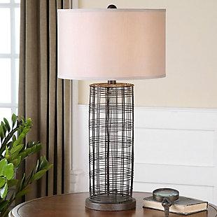 Uttermost Engel Metal Wire Lamp, , rollover