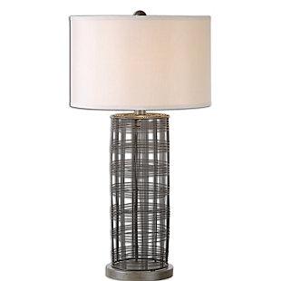 Uttermost Engel Metal Wire Lamp, , large