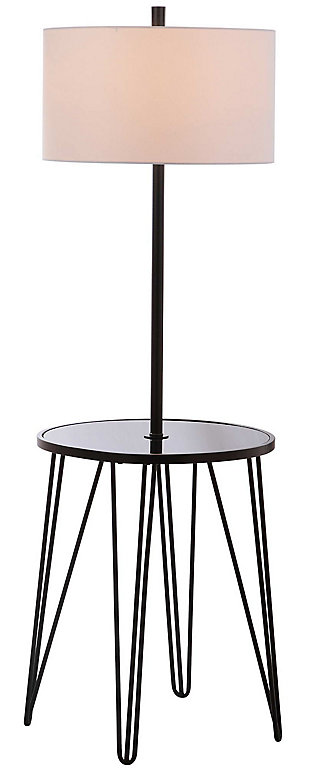 Ciro  Floor Lamp Side Table, , large