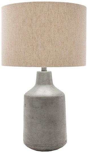 Surya Foreman Lamp, , large