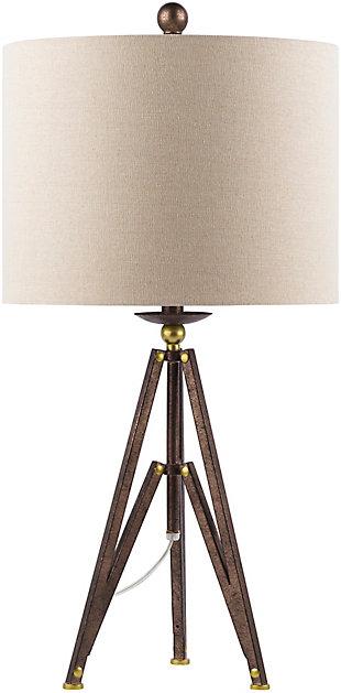 Surya Durkin Lamp, , large